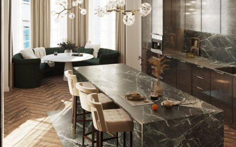 Kitchen And Dining Room Design Ideas With Style To Spare (Part IX)
